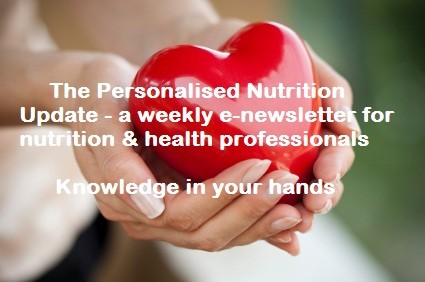 Personalized nutrition