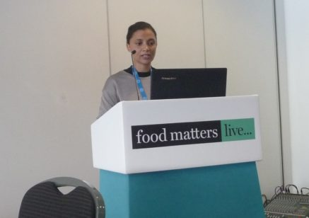 Mariette Abrahams at Food Matters Live