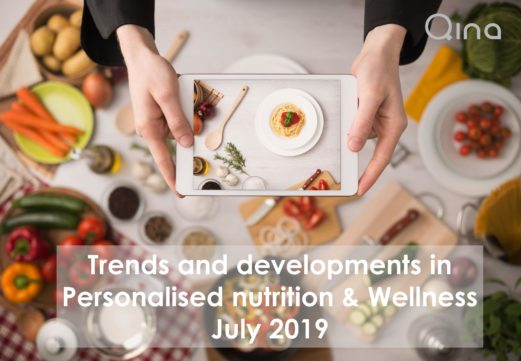 Personalised nutrition trend report July